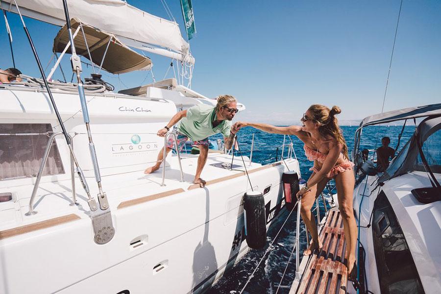 charter yacht croatia