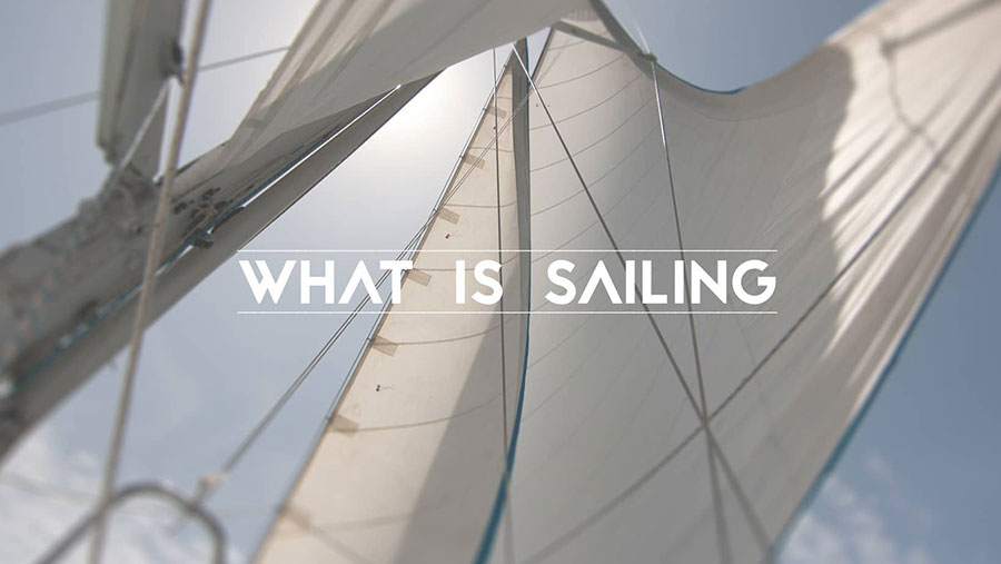 What is sailing?