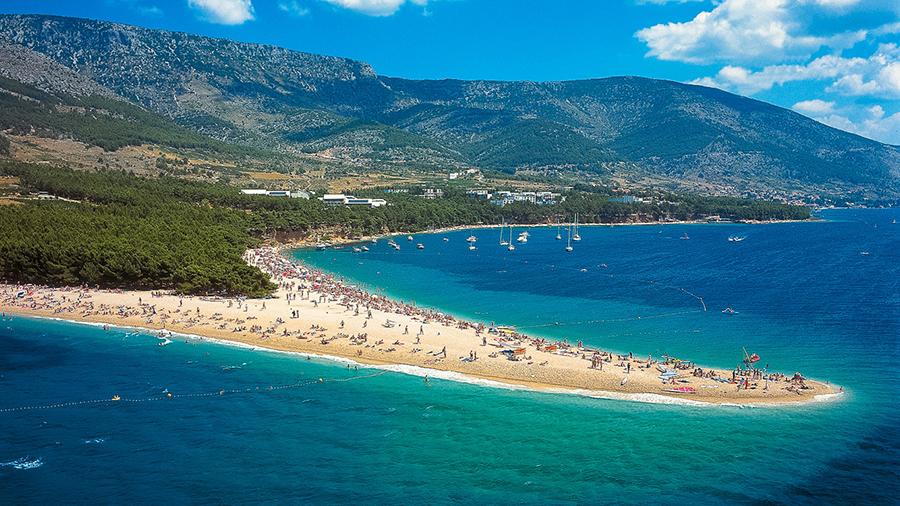 Island Brac Croatia with Book2Sail