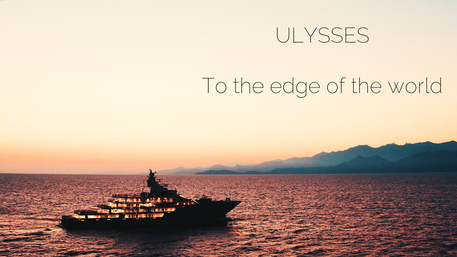 Ulysses: To the Edge of the World on Book2Sail