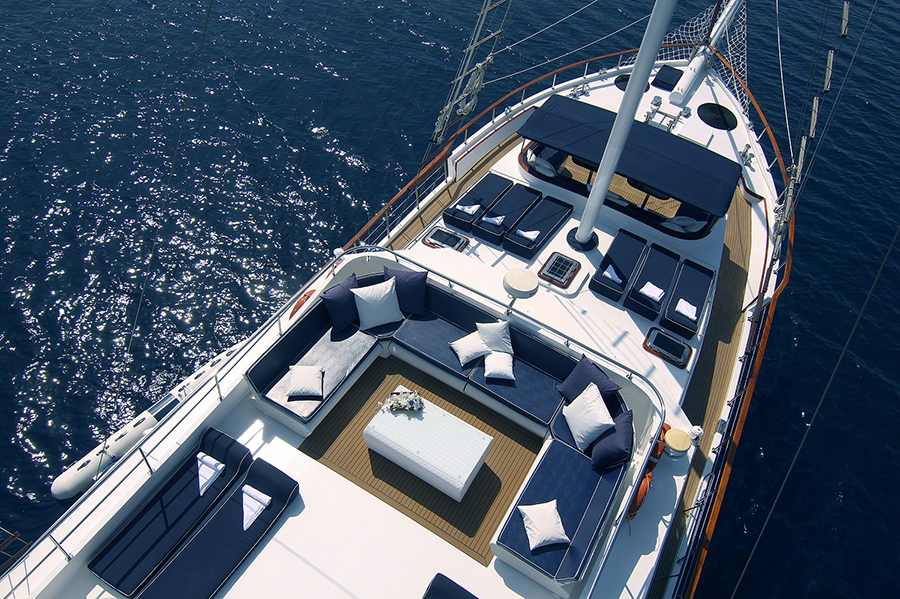 Sail Away This Summer: Luxury Gulet Charters on Turkey's Aegean Sea
