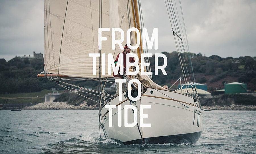 From Timber to Tide on Book2Sail