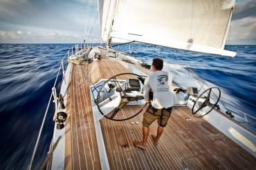 Sailing Solo Across the Atlantic (Video)