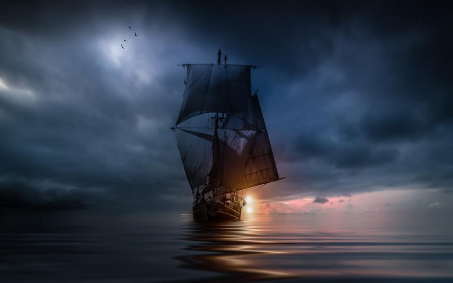 scariest ship on the seven seas