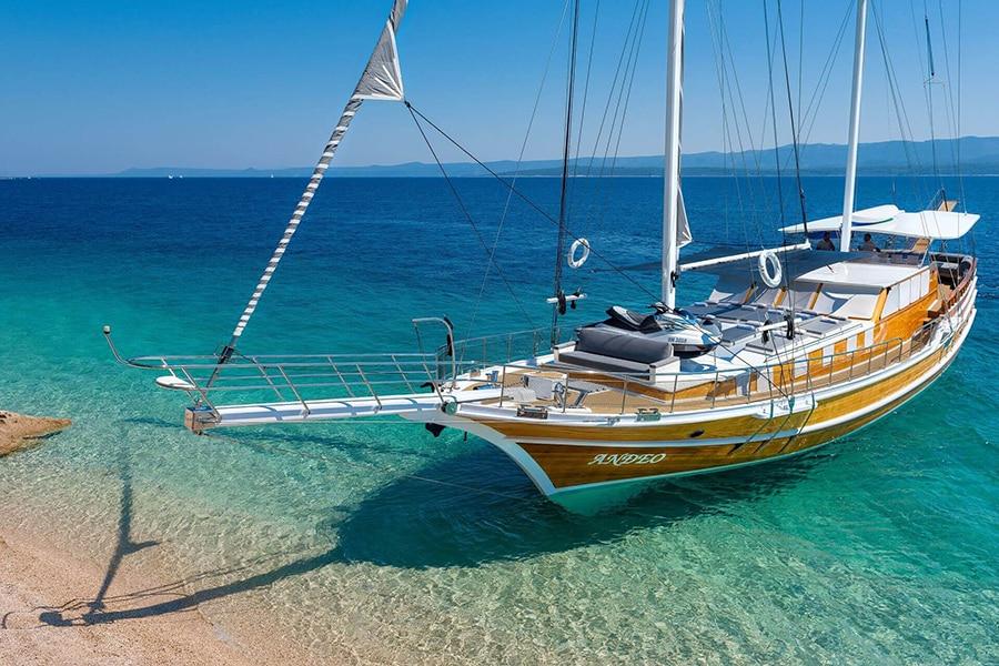 7-Day Yacht Itinerary: Gulet Sailing on the Turkish Riviera