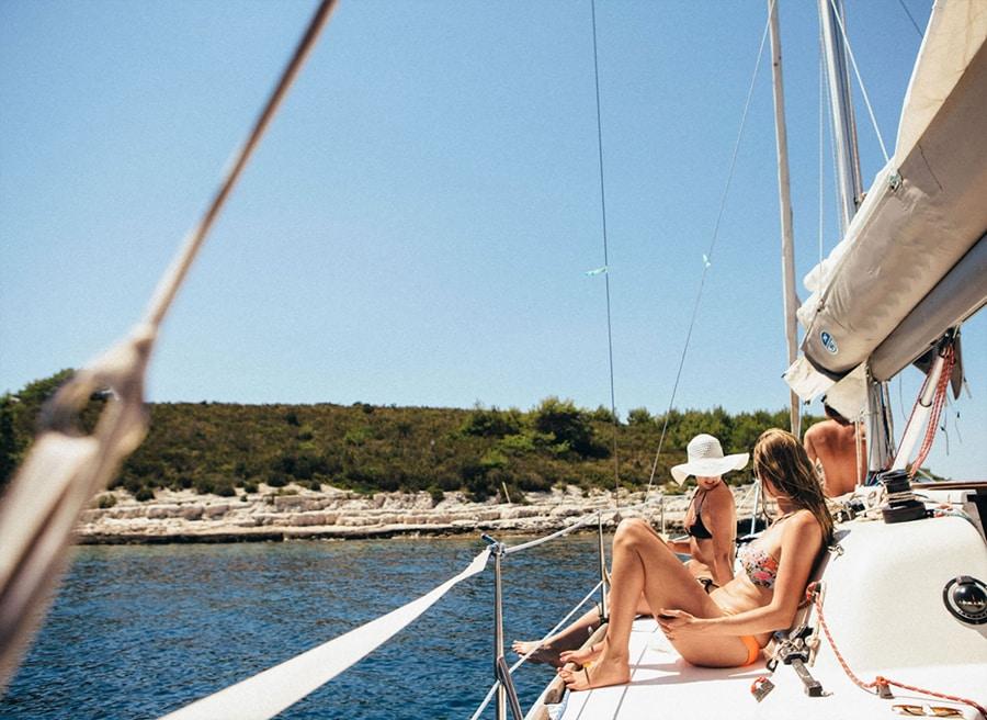 Hvar: beautiful island in Croatia