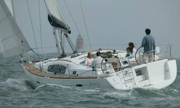 Beneteau Oceanis 40 Could Offer You the Best Comfort of Your Sailing Trip