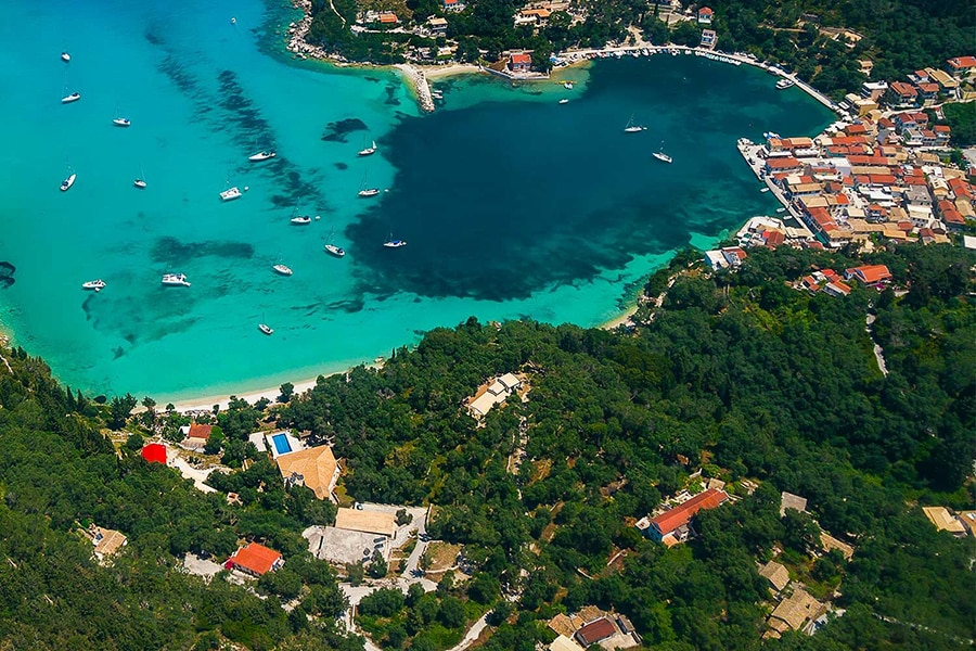 Antipaxos greece