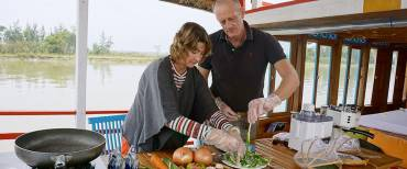 Cooking On-Board for Beginners