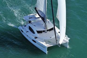 Leopard 40 Catamaran: Start Your Nautical Journey by Renting a Catamaran in Turkey