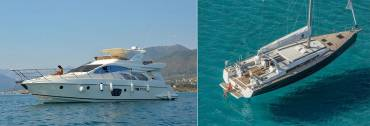 Power Yacht vs Sailing Yacht: How to Choose the Ideal Yacht for Your Sailing Adventure