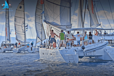 International Regatta: The 9th Catamarans Cup 2018 (20-27 October)