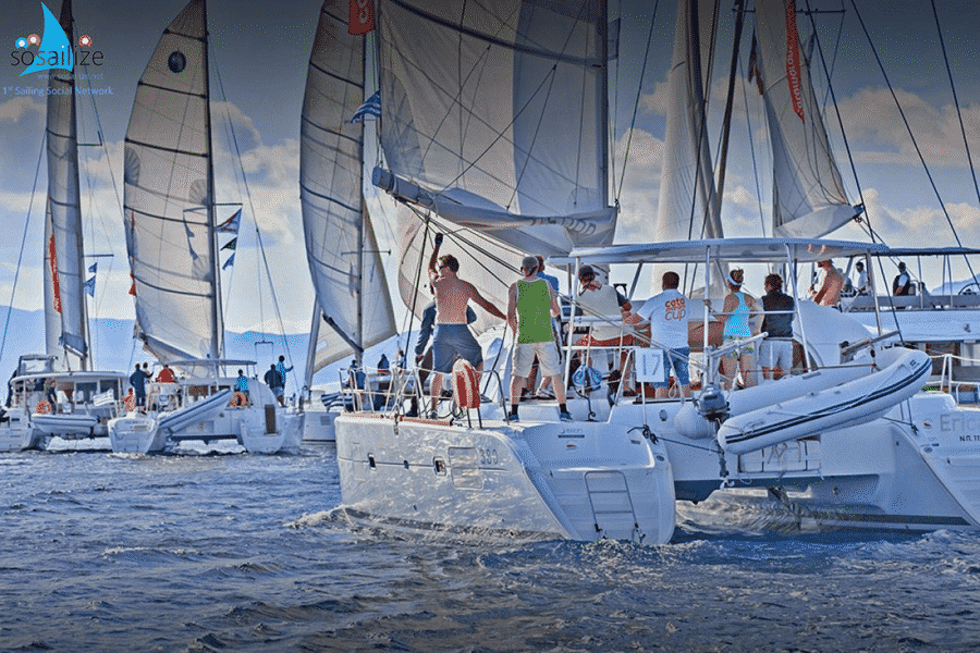 International Regatta: The 9th Catamarans Cup 2018 (20-27 October)