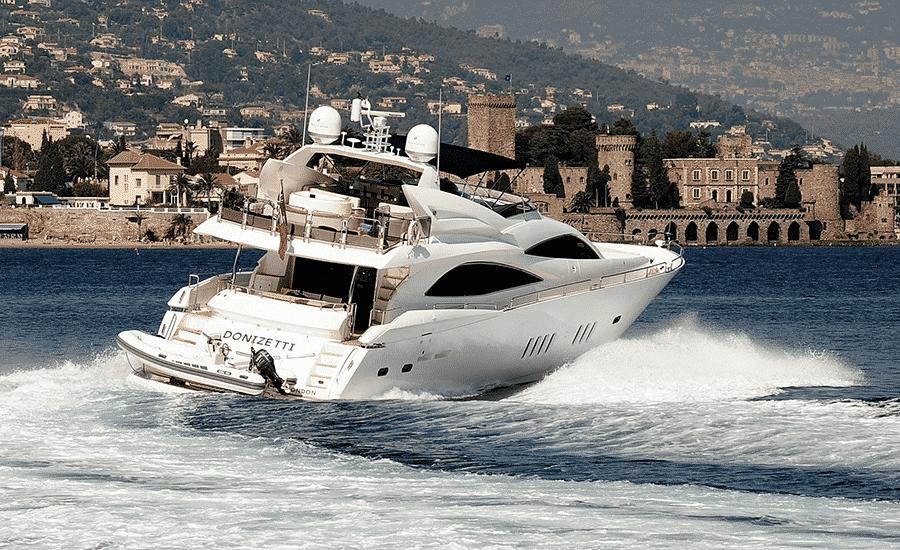 croatia on a yacht