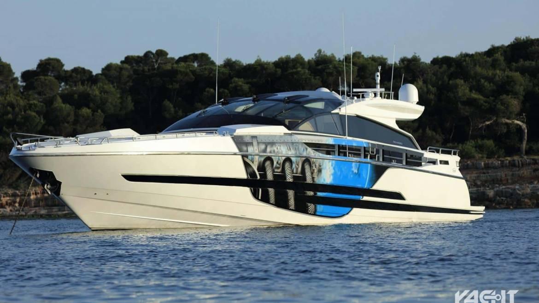 World`s fastest yachts