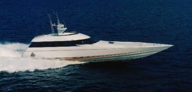 GENTRY EAGLE speed yacht