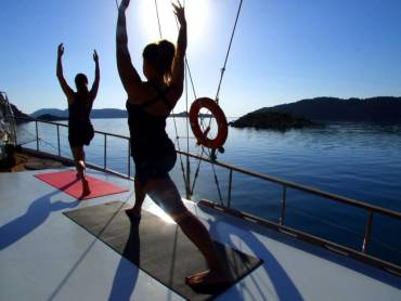 Can You Have Healthy Lifestyle While Living on Yacht
