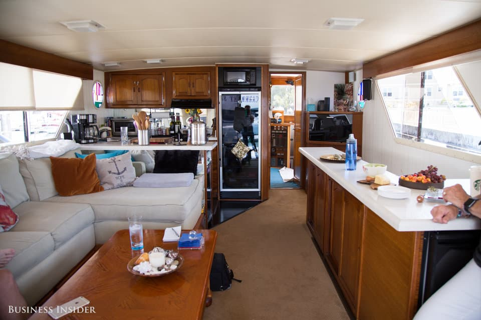 Living on a boat sounds cool, but is it right for you, what's the price of the freedom?