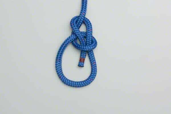 sailor knot bowline