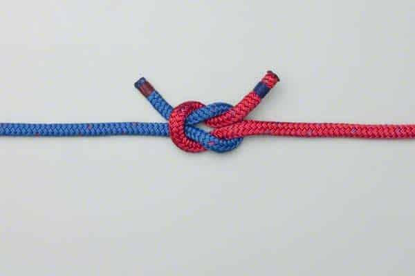 nautical square knot