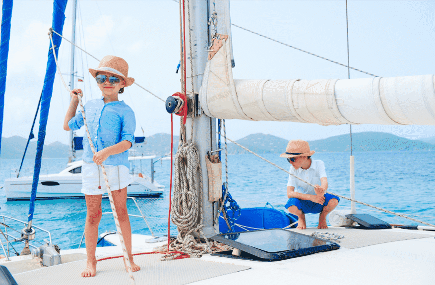 10 Great Reasons to Sail
