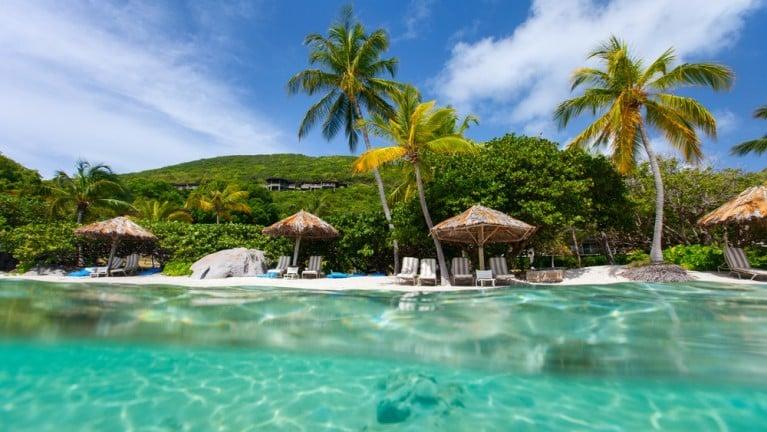 explore British Virgin Islands by boat