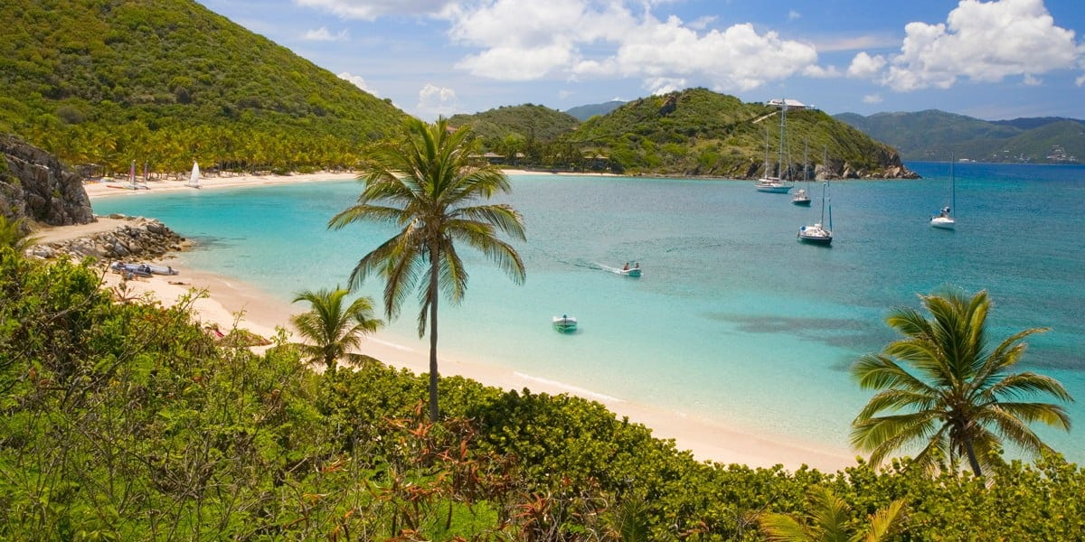 BVI: Yacht Charter British Virgin Islands Tórtola, Virgin Gorda, Jost Van Dyke, and Anegada