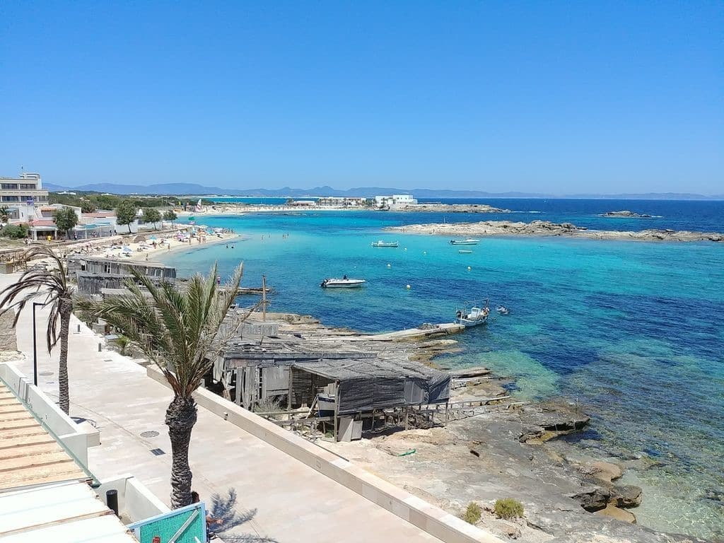 Balearic Islands Itinerary Day 2: ES CAVALLET - ES PUJOLS