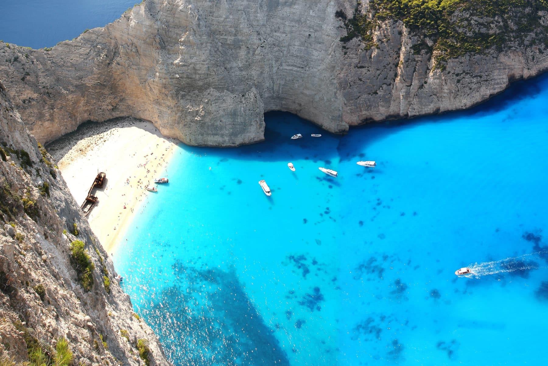 Ionian Islands Zakynthos