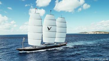The MALTESE FALCON Superyacht | Luxury Sailing Yacht for Charter