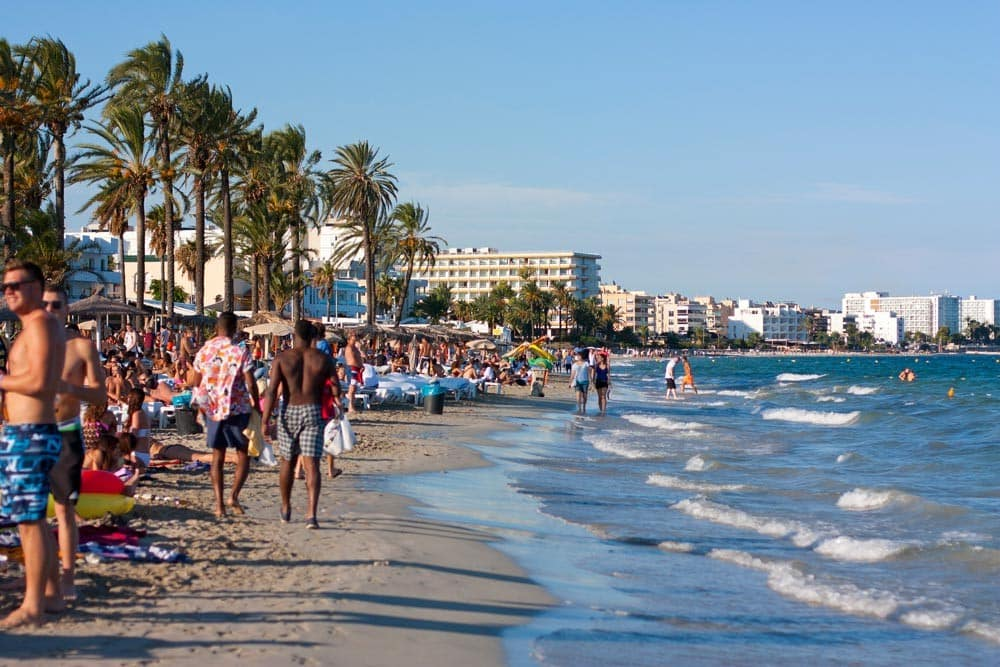 Balearic Islands Itinerary Day 7: SAVINA - PLAYA D'EN BOSSA AND IBIZA