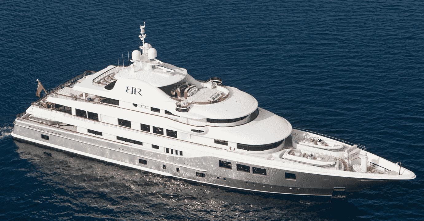 Baton Rouge 1 luxury yacht