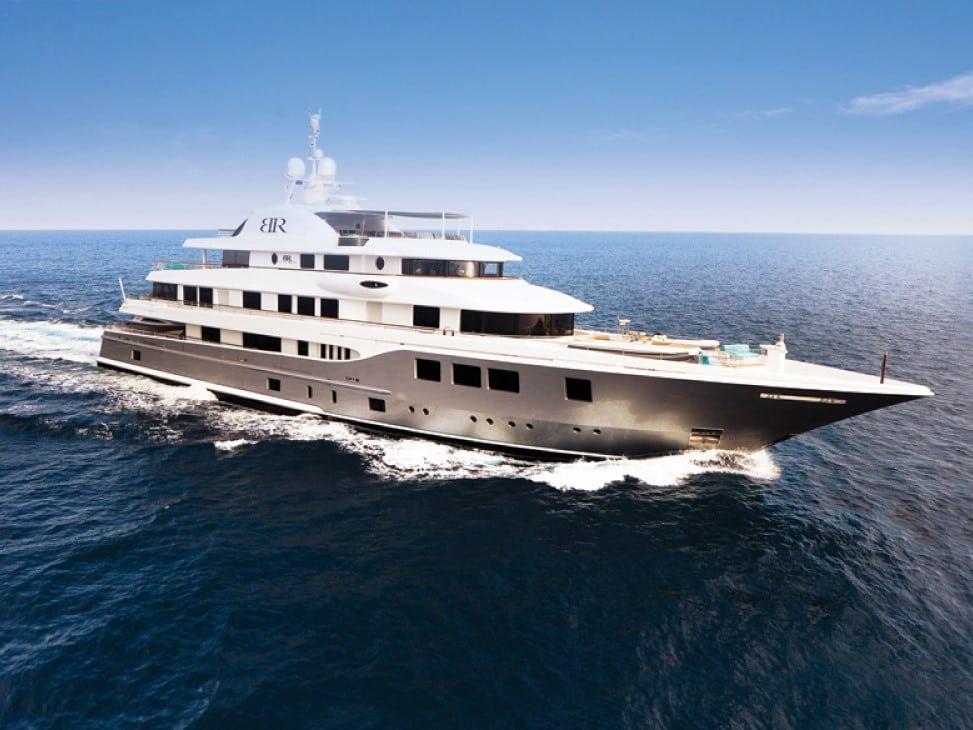 BATON ROUGE Luxury SuperYacht Charter Price – Book2Sail