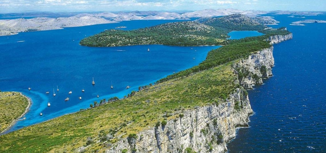 Itinerary Day 4: Natural Park Telascica to Solta,Croatia