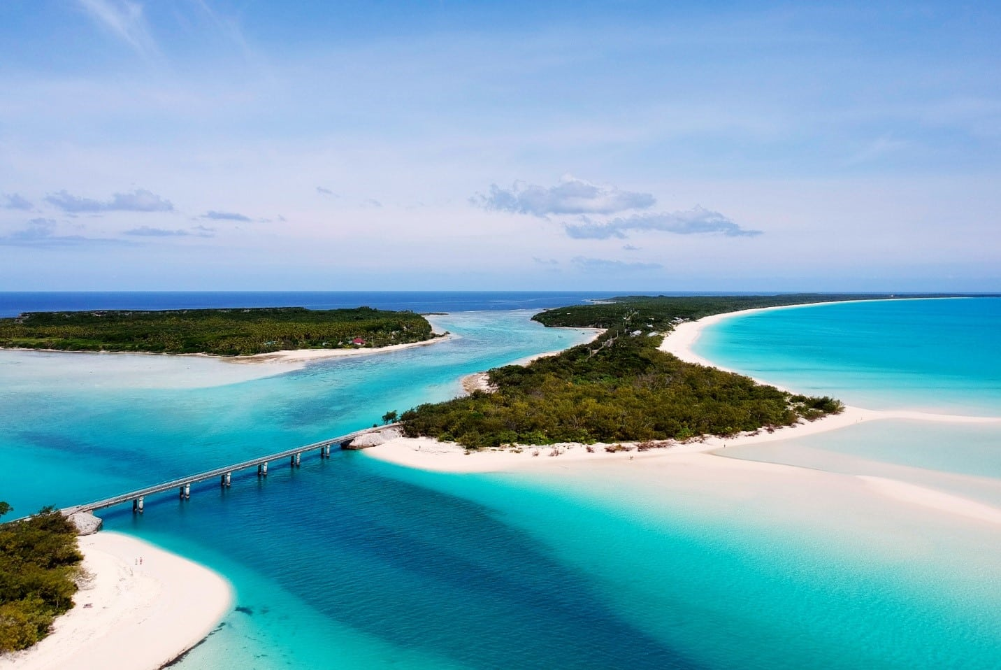 sail upon Ouen island – The Island of Pines New Caledonia Itinerary Day 2