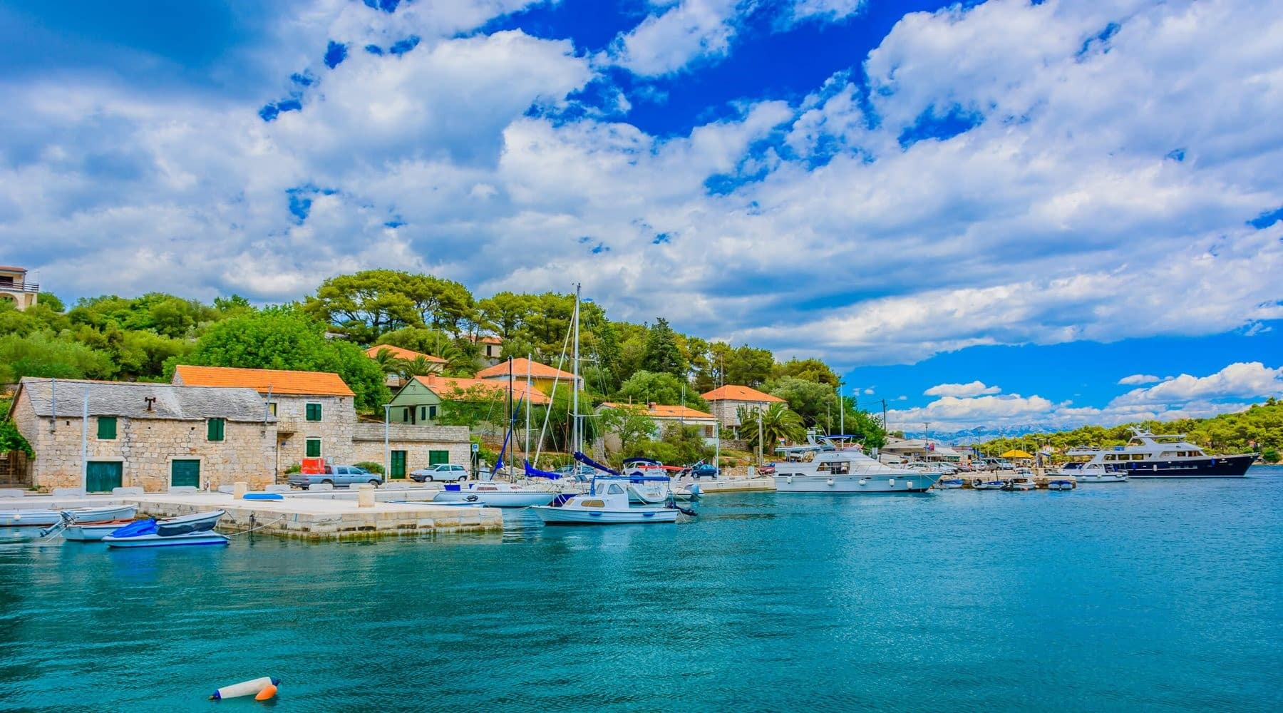 Itinerary Day 5: set sail for Solta, Stari Grad in Croatia
