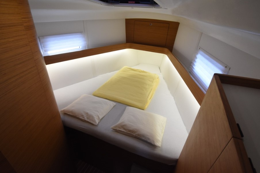 Elan Impression 45 bedroom