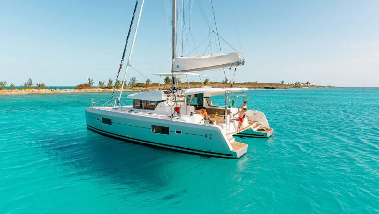 Lagoon 42 Catamaran Renting Price Turkey