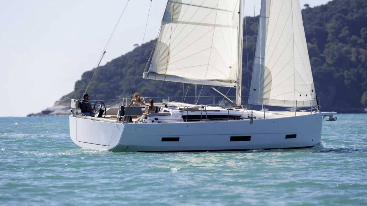 Dufour 365 Grand Large Italy