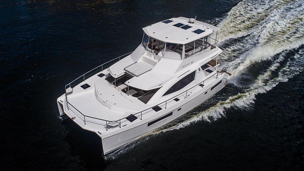 Leopard 51 Thai cruise