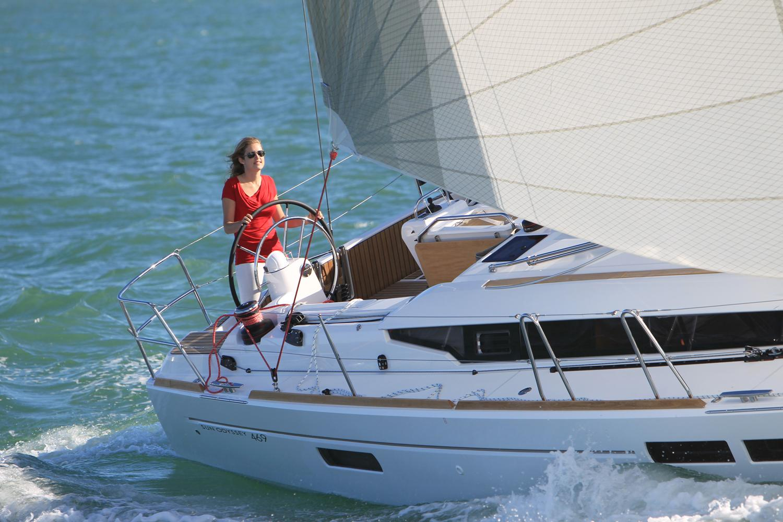 Jeanneau Sun Odyssey 469 sail