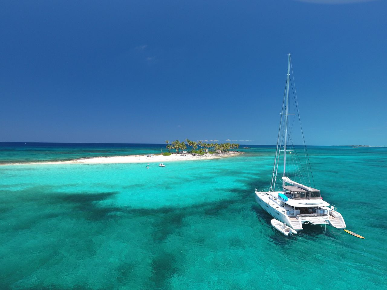 Lagoon 620 Maldives