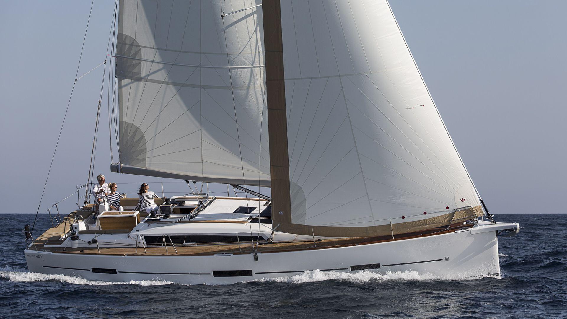 Dufour 46 GL sail