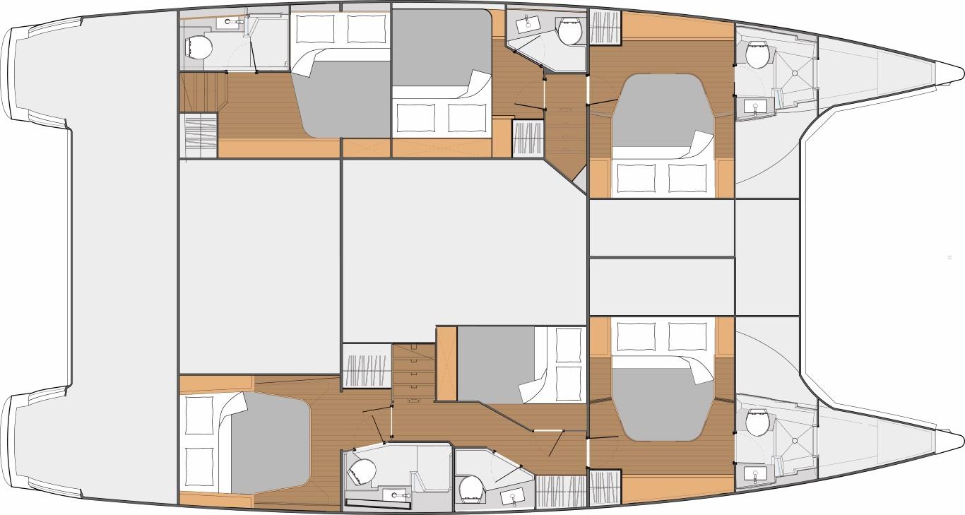 Saba 50 layout