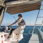 woman sailing on Bali 4.3