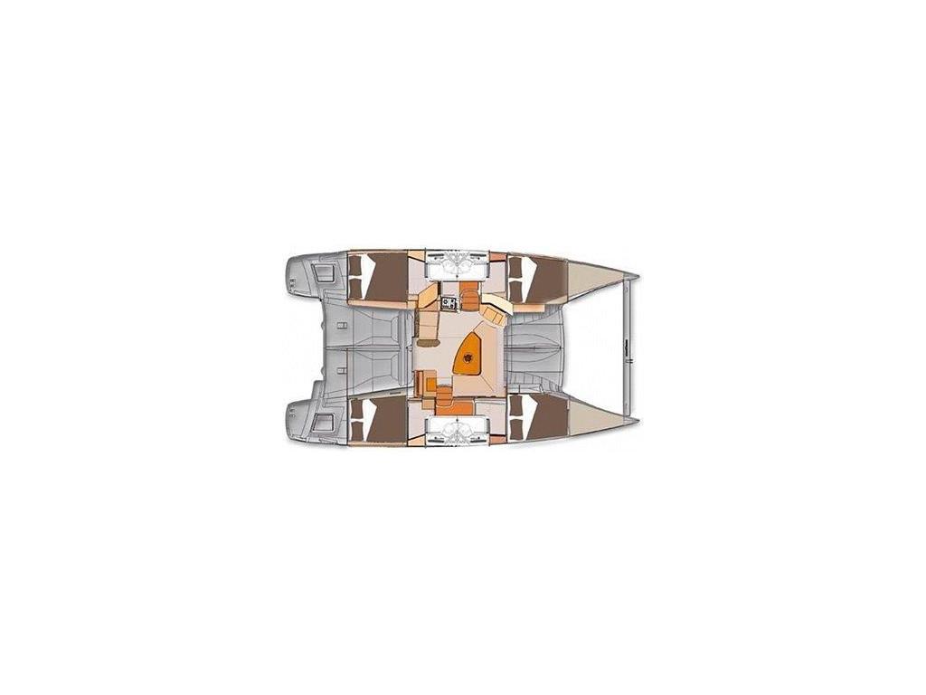 Lipari 41 layout