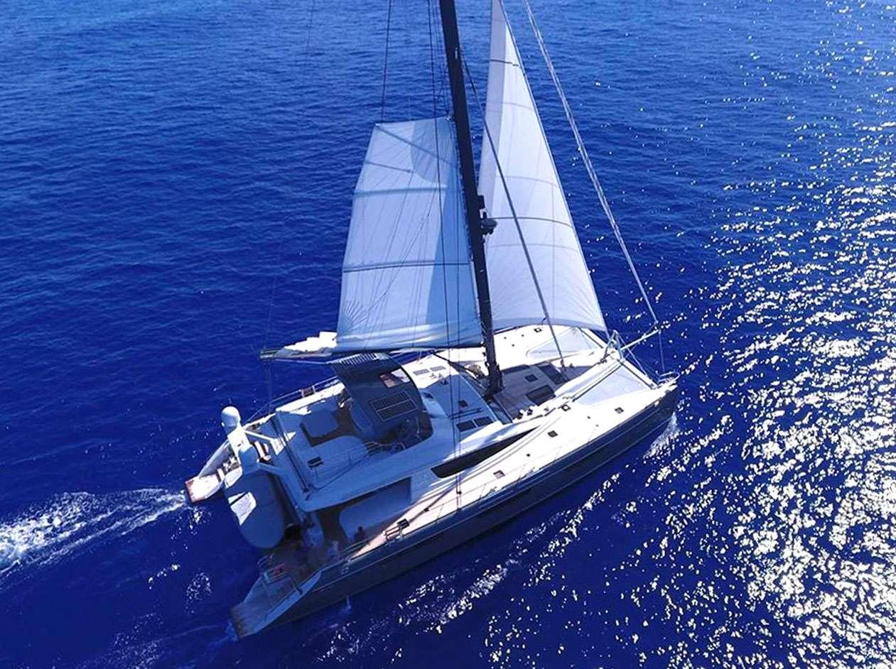 Azizam sailing