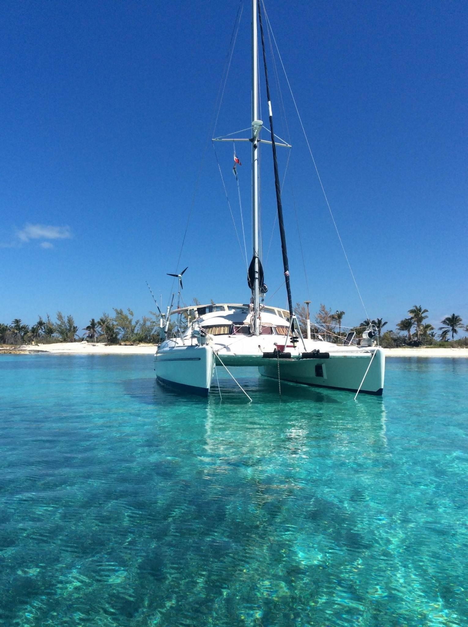 Eleuthera 60 sailing in Indonesia