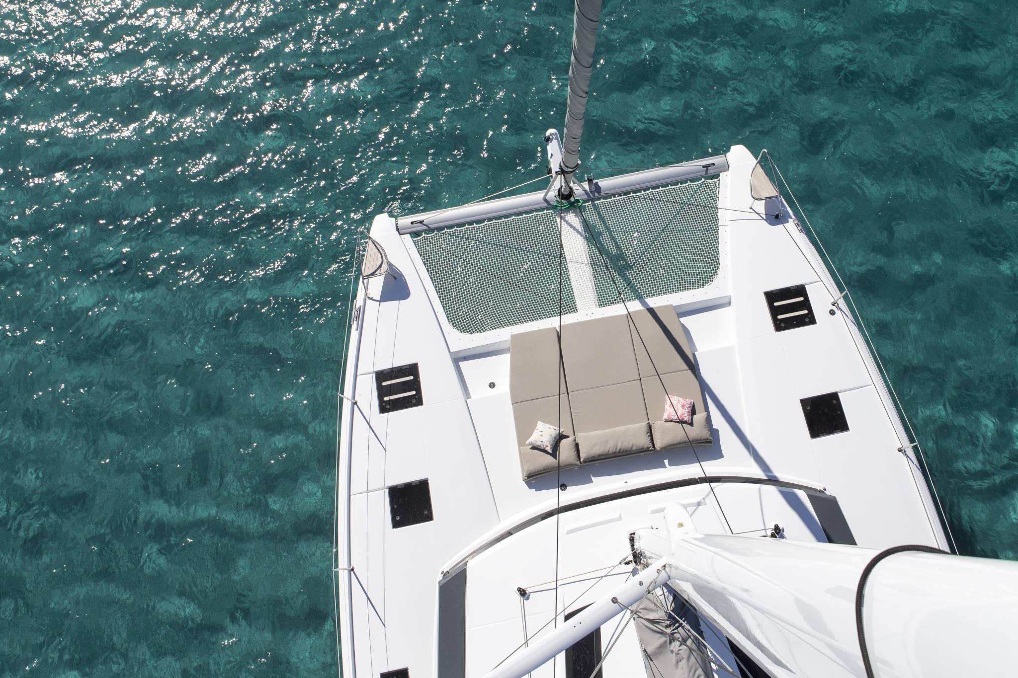 Saona 47 aerial view