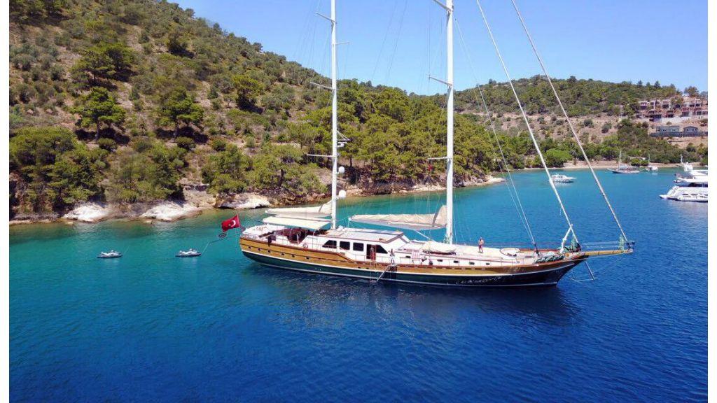 CarpeDiem 5 gulet sailing in Turkey